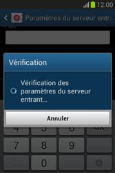 Samsung Galaxy Fame Lite - E-mail - configuration manuelle - Étape 12