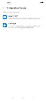Oppo Find X2 Pro - E-mail - configurazione manuale - Fase 9