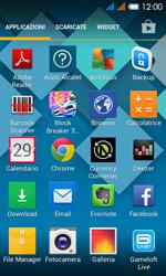 Alcatel One Touch Pop C3 - Internet e roaming dati - uso di Internet - Fase 3
