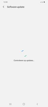 Samsung Galaxy S20 Plus 5G Dual SIM eSIM SM-G986B - Software updaten - Update installeren - Stap 6