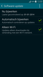 Samsung G850F Galaxy Alpha - Toestel - Software update - Stap 7
