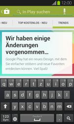 Samsung Galaxy S2 mit Android 4.1 - Apps - Herunterladen - 13 / 19