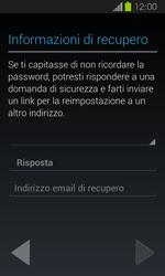 Samsung Galaxy Express - Applicazioni - Configurazione del negozio applicazioni - Fase 13