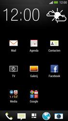 HTC One - E-mail - handmatig instellen - Stap 3