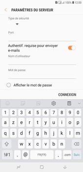 Samsung Galaxy J4+ - E-mails - Ajouter ou modifier un compte e-mail - Étape 15