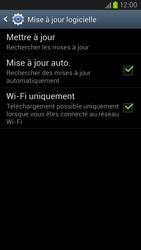 Samsung Galaxy S III LTE - Logiciels - Installation de mises à jour - Étape 7