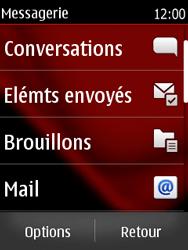 Nokia Asha 300 - E-mail - envoyer un e-mail - Étape 3