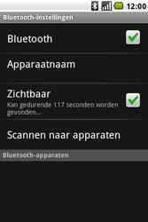 LG GW620 - bluetooth - aanzetten - stap 6