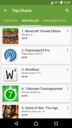 Sony Xperia XA - Apps - Installieren von Apps - Schritt 8