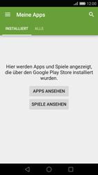 Huawei Ascend P8 - Apps - Nach App-Updates suchen - Schritt 5