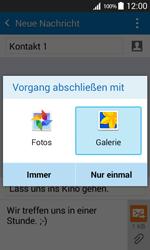 Samsung Galaxy Core Prime - MMS - Erstellen und senden - 19 / 25