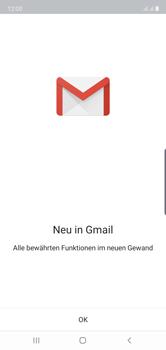 Samsung Galaxy Note 10 - E-Mail - 032b. Email wizard - Yahoo - Schritt 5