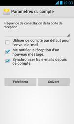 Bouygues Telecom Bs 401 - E-mails - Ajouter ou modifier un compte e-mail - Étape 19
