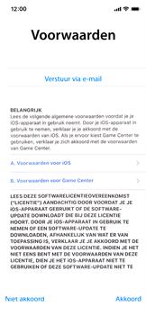 Apple iphone-x-met-ios-13-model-a1901 - Instellingen aanpassen - Nieuw toestel instellen - Stap 27