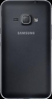 Samsung Galaxy J1 (2016) - SIM-Karte - Einlegen - 2 / 8