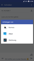 HTC U Play - MMS - Erstellen und senden - Schritt 18