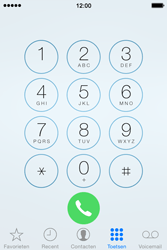 Apple iPhone 4S (iOS 8) - sms - handmatig instellen - stap 4