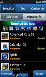 Samsung Wave 2 - Applications - Télécharger une application - Étape 5
