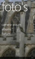 Nokia Lumia 520 - contacten, foto