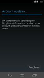 Huawei Ascend P7 - apps - account instellen - stap 17