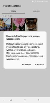 Samsung Galaxy A7 (2018) - MMS - hoe te versturen - Stap 15