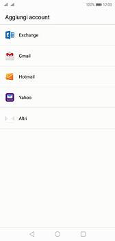 Huawei P20 - E-mail - configurazione manuale - Fase 4