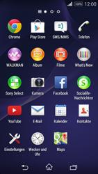 Sony D2203 Xperia E3 - Netzwerk - Netzwerkeinstellungen ändern - Schritt 3