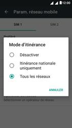 Alcatel Pixi 4 (5) - Internet - désactivation du roaming de données - Étape 8