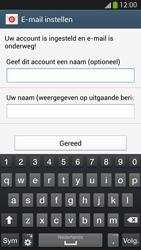 Samsung I9505 Galaxy S IV LTE - E-mail - Account instellen (IMAP met SMTP-verificatie) - Stap 17