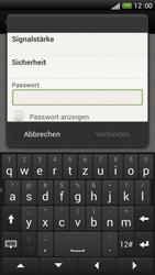 HTC One S - WiFi - WiFi-Konfiguration - Schritt 7