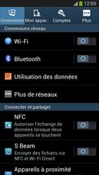 Samsung G386F Galaxy Core LTE - WiFi - configuration du Wi-Fi - Étape 4