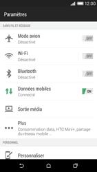 HTC Desire 816 - Internet - Configuration manuelle - Étape 4