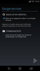 Sony D5803 Xperia Z3 Compact - E-mail - Handmatig instellen (gmail) - Stap 13