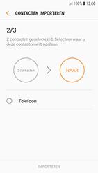 Samsung galaxy-a5-2017-android-oreo - Contacten en data - Contacten kopiëren van SIM naar toestel - Stap 12