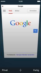 Apple iPhone 5c - iOS 8 - Internet und Datenroaming - Verwenden des Internets - Schritt 15