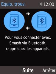 Nokia 225 - Bluetooth - Jumelage d