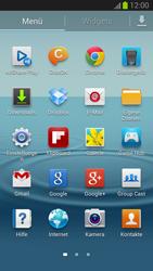 Samsung I9300 Galaxy S3 - WLAN - Manuelle Konfiguration - Schritt 3