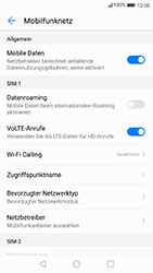 Huawei P10 - Internet - Manuelle Konfiguration - 8 / 26