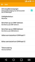 LG K8 - SMS - handmatig instellen - Stap 10
