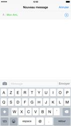 Apple iPhone 6 Plus iOS 8 - MMS - envoi d'images - Étape 6