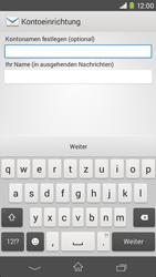 Sony Xperia M2 - E-Mail - Konto einrichten - Schritt 17