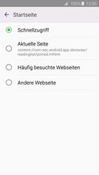 Samsung Galaxy S6 Edge - Internet - Manuelle Konfiguration - 0 / 0