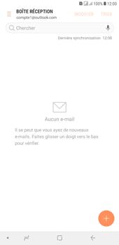Samsung Galaxy J4+ - E-mails - Ajouter ou modifier votre compte Outlook - Étape 6