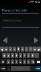Alcatel One Touch Idol Mini - Apps - einrichten des App Stores - Schritt 11