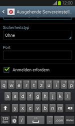 Samsung Galaxy S2 mit Android 4.1 - E-Mail - Konto einrichten - 0 / 0
