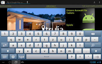 Asus Padfone 2 - Apps - Herunterladen - Schritt 7