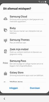 Samsung galaxy-a8-2018-sm-a530f-android-pie - Instellingen aanpassen - Nieuw toestel instellen - Stap 33
