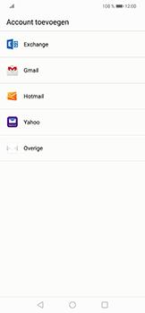 Huawei P Smart Plus - e-mail - handmatig instellen - stap 4