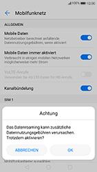 Huawei P10 Lite - Ausland - Im Ausland surfen – Datenroaming - Schritt 8