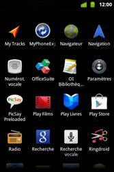 Alcatel OT-983 - Internet et roaming de données - configuration manuelle - Étape 18